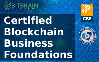 Certified Blockchain Business Foundations (CBBF) – Lehrgang (18 Abende)