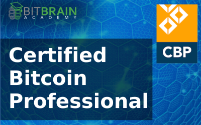 Certified Bitcoin Professional (CBP) – Lehrgang (10 Abende)